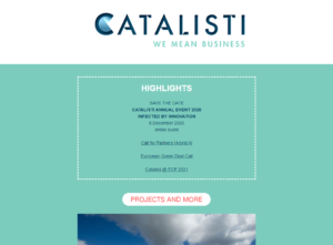 Catalisti Newsletter September 2020